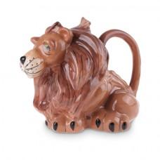 Lion Teapot
