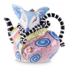 Fox Teapot
